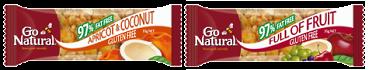 MHV GoNatural 97% Fat Free Bar