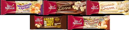 MHV Go Natural Macadamia Bar