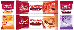 MHV Go Natural Protein Bar